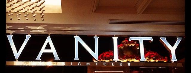Vanity Nightclub is one of Must-visit Nightclubs in Las Vegas.