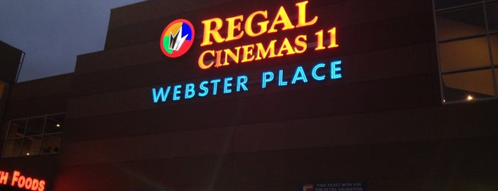 Regal Cinemas Webster Place 11 is one of Must-visit Arts & Entertainment in Chicago.