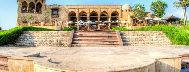 Al Azhar Park is one of All-time favorites in Egypt.