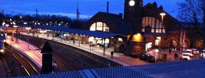Bahnhof Gießen is one of Ausgewählte Bahnhöfe.