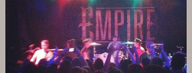 Empire is one of music.