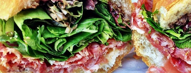 Larchmont Village Wine & Cheese is one of 15 Bucket List Sandwiches in L.A..
