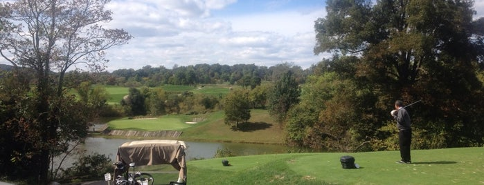 PB Dye Golf Club is one of Let's Play Golf: DC Metro ($80+).