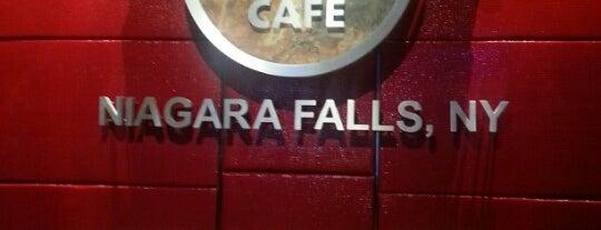Hard Rock Cafe Niagara Falls USA is one of HARD ROCK CAFE'S.