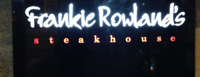 Frankie Rowlands Steakhouse is one of Roanoke Restaurants I recommend.
