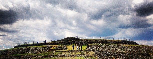 Zona Arqueológica de Cuicuilco is one of Mis lugares en México DF.