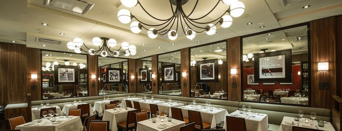 db Bistro Moderne is one of (restaurants) in NYC.
