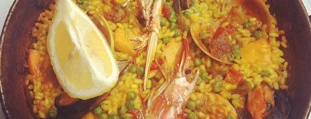 Must-visit Food in Barcelona