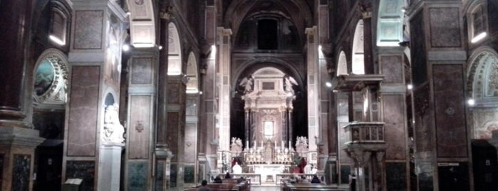 Basilica di Santa Maria del Popolo is one of 36 hours in...Rome.