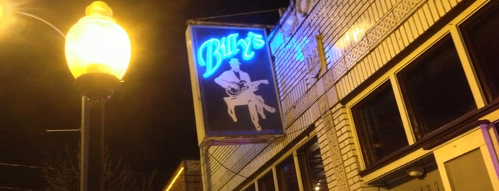 Billy's Lounge is one of Favorite Nightlife Spots.
