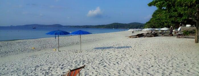 Sai Kaew Beach is one of My TripS :).