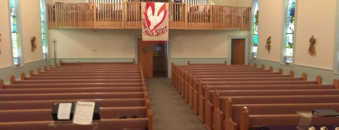 Immanuel Evangelical Lutheran Church is one of Sacred Sites in Upstate NY.