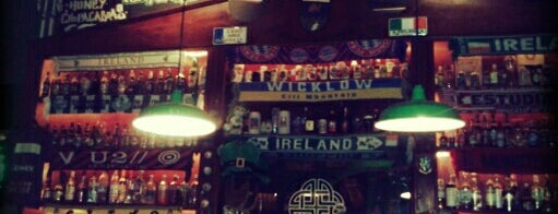 Wicklow Irish Pub is one of Comida.