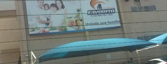 Supermercado Favorito is one of lugares.