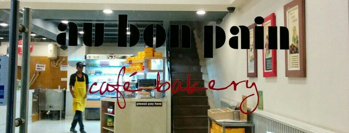 Au Bon Pain is one of Bangalore Cafes.