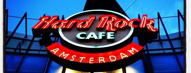 Hard Rock Cafe Amsterdam is one of All-time favorites in Netherlands.