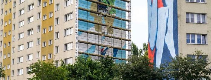 Shai Dahan, Monumental Art 2013 is one of Murale Gdańsk Zaspa.