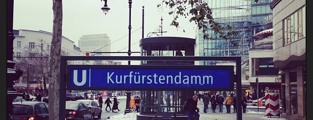 Kurfürstendamm is one of Berlin, must see!.