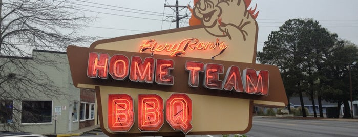 Home Team BBQ is one of my charleston places.
