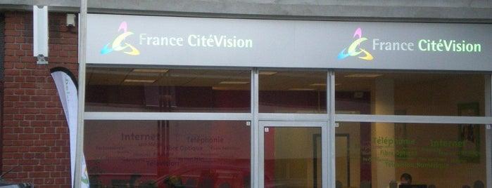 France CitéVision is one of Découverte.