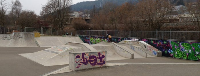 Skatepark is one of Tuttlinger Stadtrundgang.
