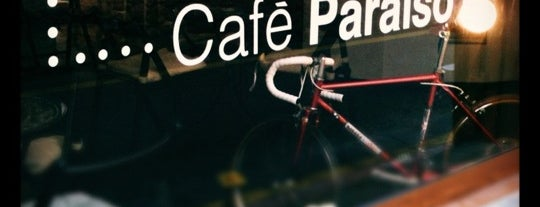 Cafe Paraiso is one of Molando en asturias.