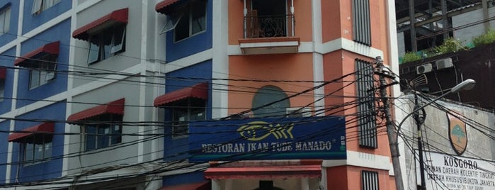 Restoran Ikan Tude Manado is one of Good Food In Jkt.