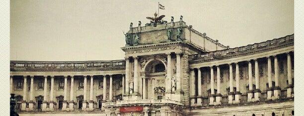 Österreichische Nationalbibliothek is one of Exploring Vienna (Wien).