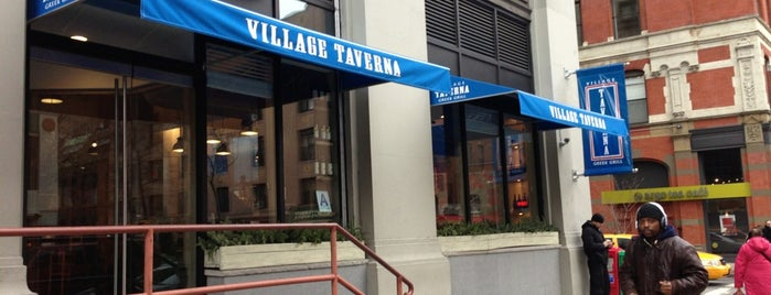 Village Taverna is one of Near 838.