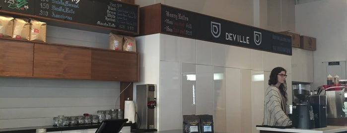 deVille Luxury Coffee & Pastries is one of World Coffee Places.