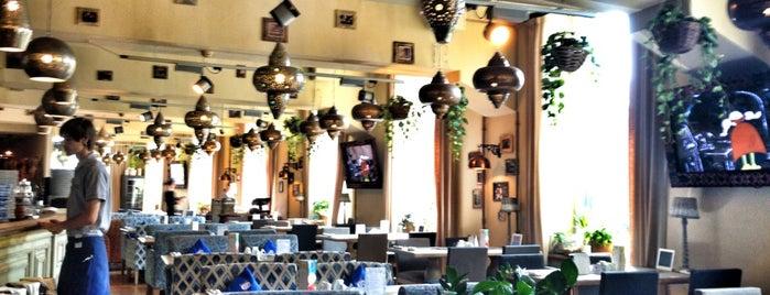 Бричмула is one of ресторации.