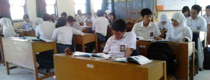 Top 5 High School in Bandung