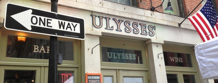 Ulysses Folk House is one of I want to go to there.