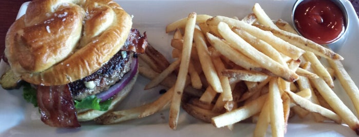 Ruby Tuesday is one of Food.