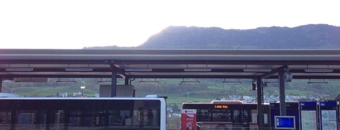 Bahnhof Küssnacht am Rigi is one of Bahnhöfe Top 200 Schweiz.