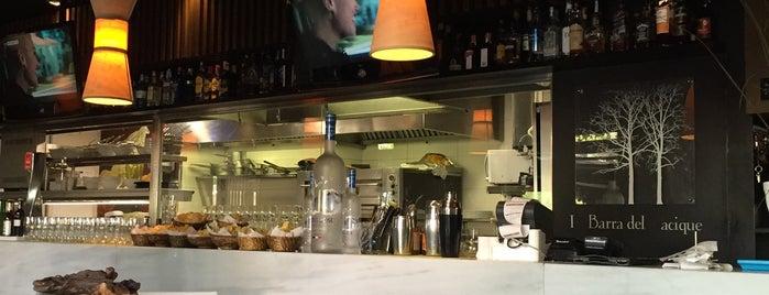 El Cacique is one of Restaurantes recomendables.
