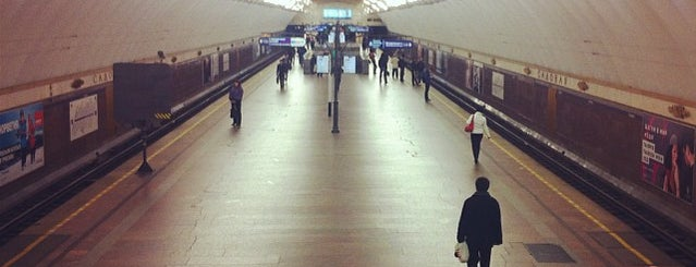 metro Sadovaya is one of Санкт-Петербург.