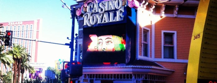 Casino Royale & Hotel is one of All-time favorites in United States.