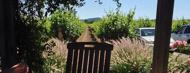 deLorimier Winery is one of Best Healdsburg Wineries.