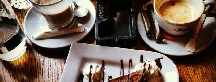 Mon Amour Café is one of Best places in  Romania.