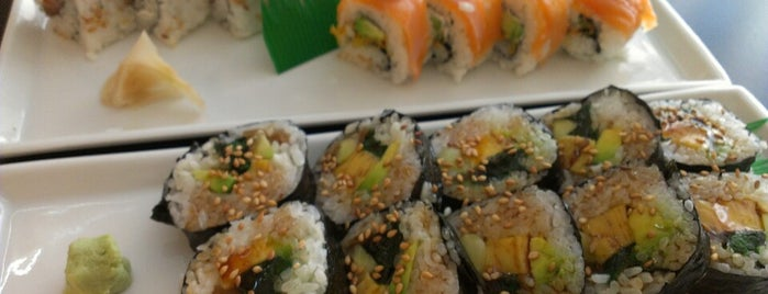 Sushi Itto is one of BCN.