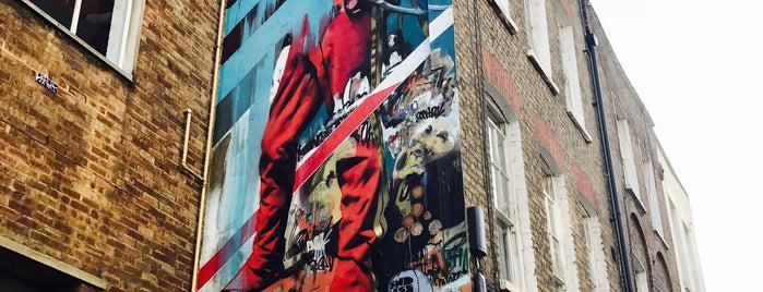 Spitalfields is one of Mon Carnet de bord.
