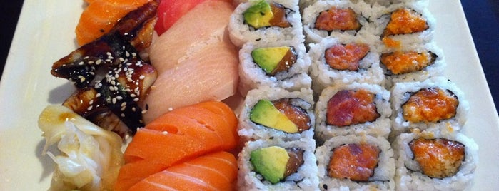 Friends Sushi & Bento Place is one of Kansas City Favorites.