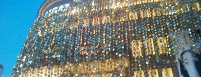 신세계백화점 (SHINSEGAE Department Store) is one of Seoul City Badge - Lucky Seoul.