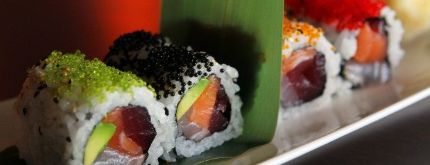 Kabuki Sushi & Fusion is one of places to try.