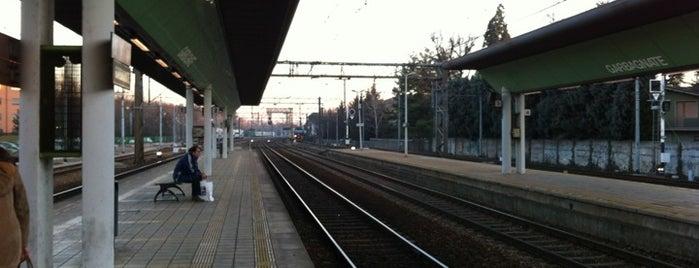 Stazione Garbagnate Milanese is one of Linee S e Passante Ferroviario di Milano.