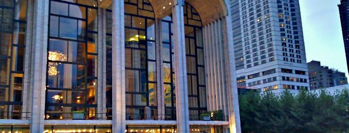Lincoln Center for the Performing Arts is one of If You're A Tourist in NYC....