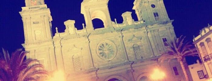 Catedral de Las Palmas is one of Catedrales de España / Cathedrals of Spain.