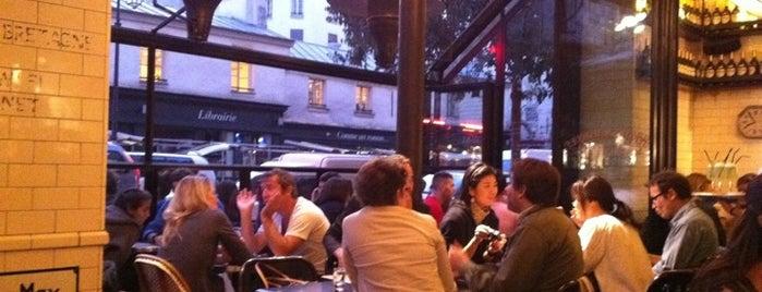 Café Charlot is one of Paris City Badge - La Ville-Lumière.