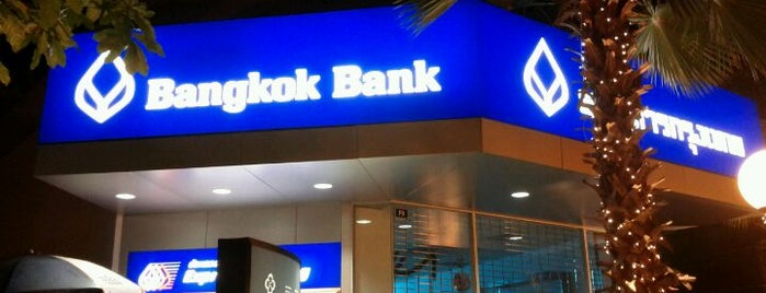 ธนาคารกรุงเทพ (Bangkok Bank) is one of The Circle Ratchapruk.